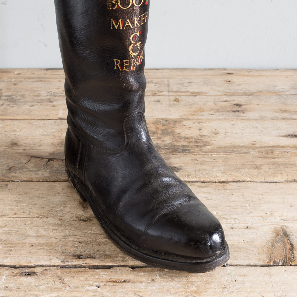 Tricker's advertising riding boot,-132186