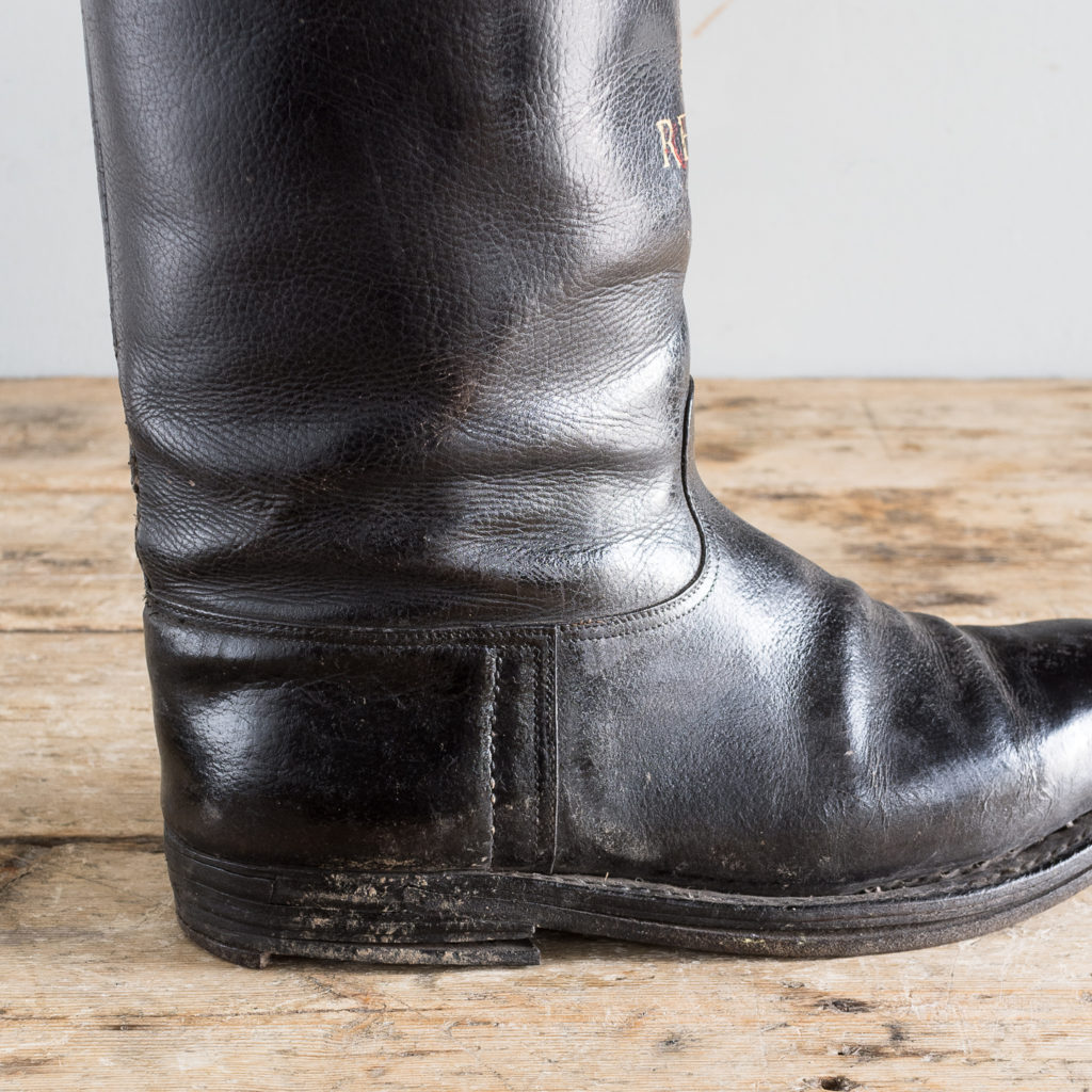 Tricker's advertising riding boot,-132187