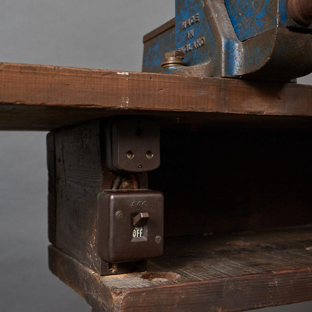Victorian Blacksmith's workbench,-133128