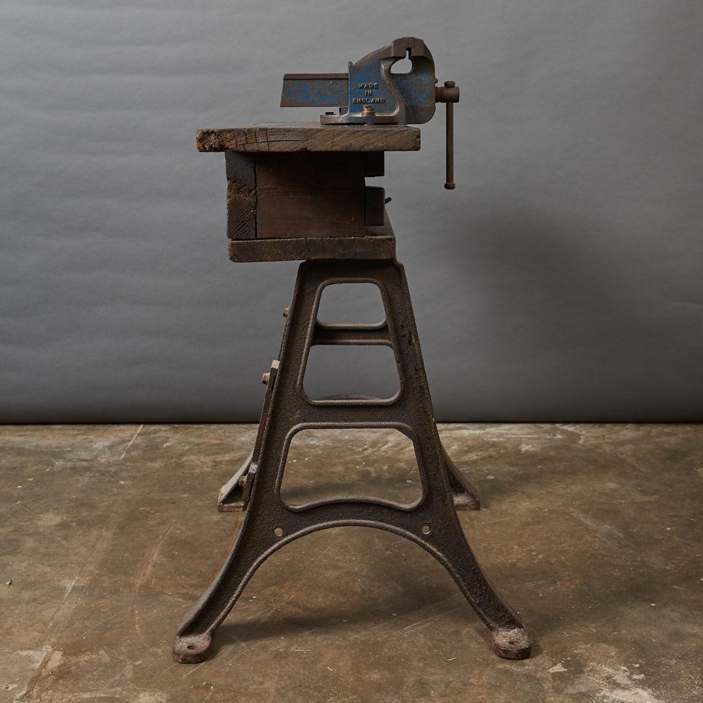 Victorian Blacksmith's workbench,-133130