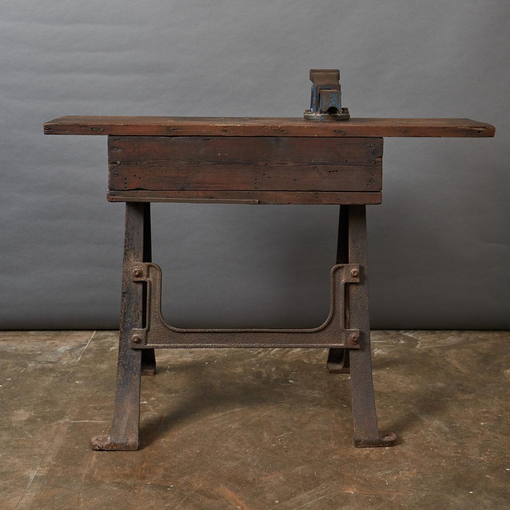 Victorian Blacksmith's workbench,-133131