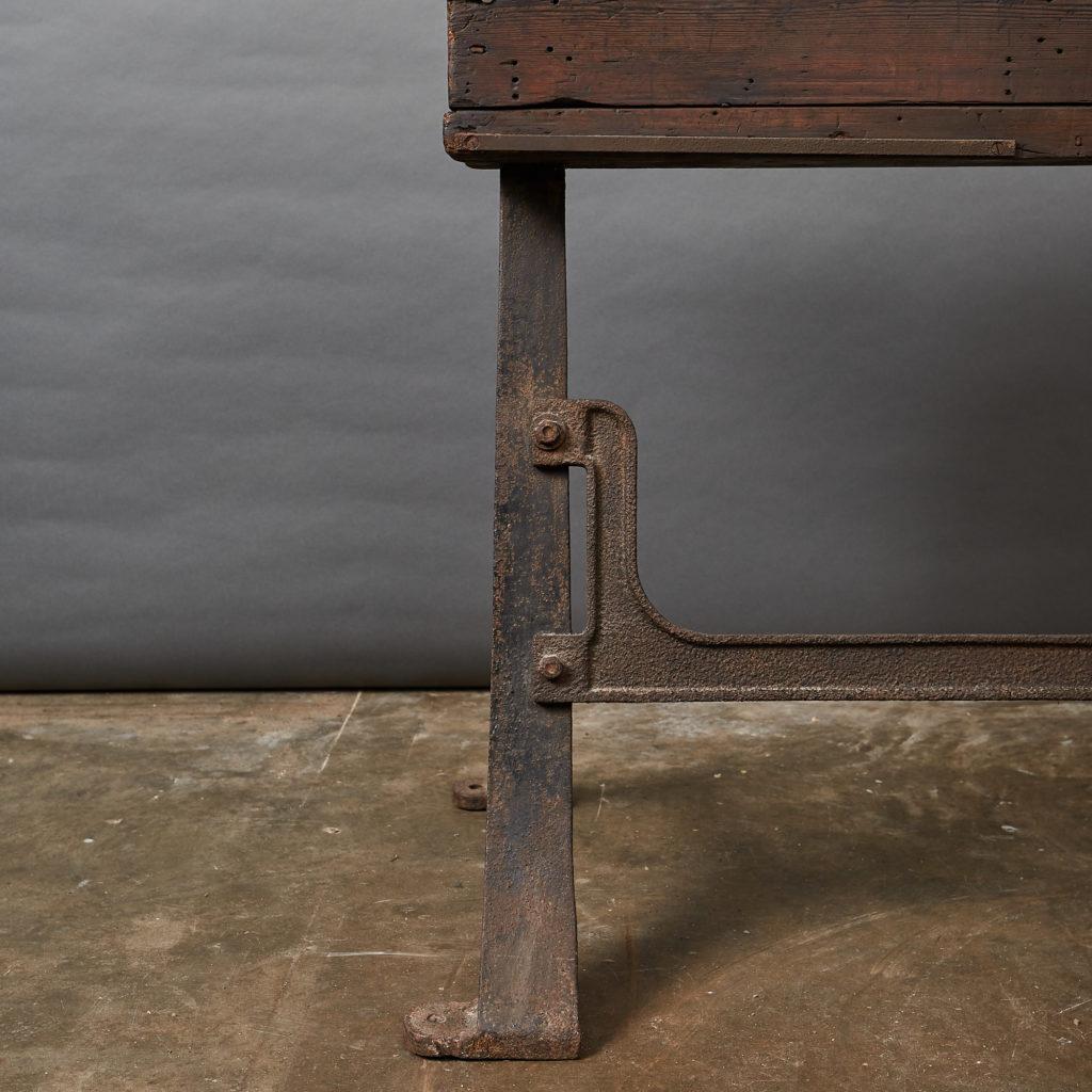Victorian Blacksmith's workbench,-133132