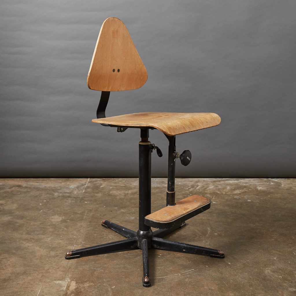 'Bosch' Industrial chair,-133087