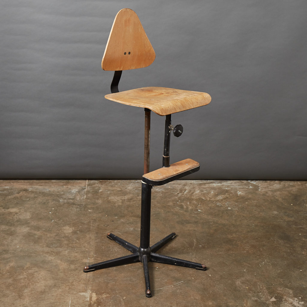 'Bosch' Industrial chair,-133086