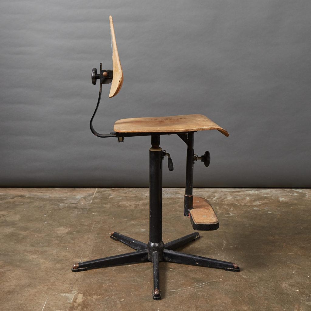 'Bosch' Industrial chair,-133089