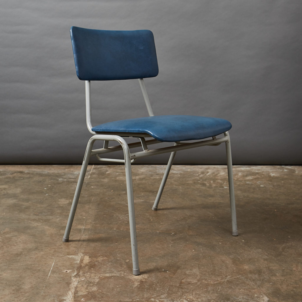 'Remploy' stacking chair,-133077