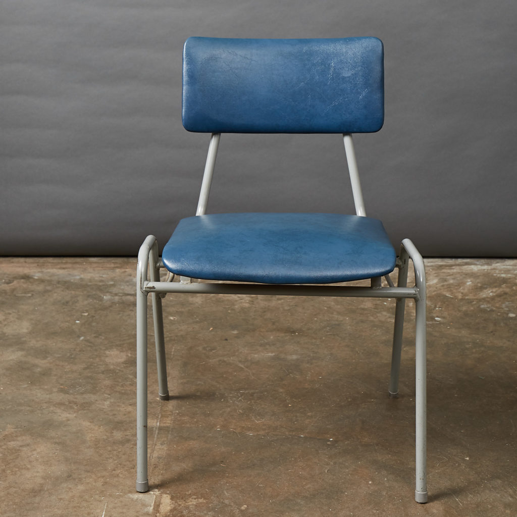 'Remploy' stacking chair,-133079