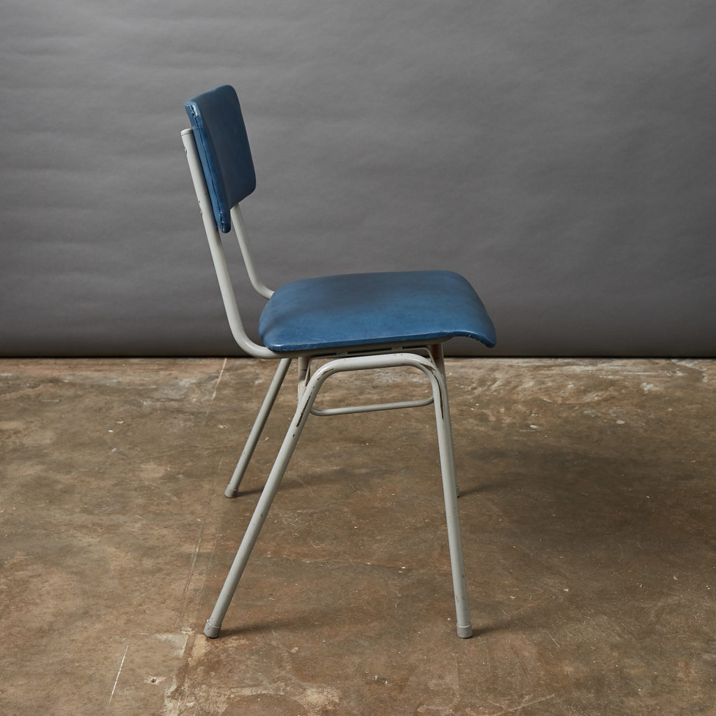 'Remploy' stacking chair,-133080