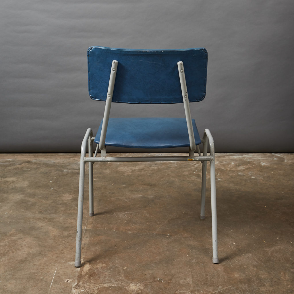 'Remploy' stacking chair,-133082