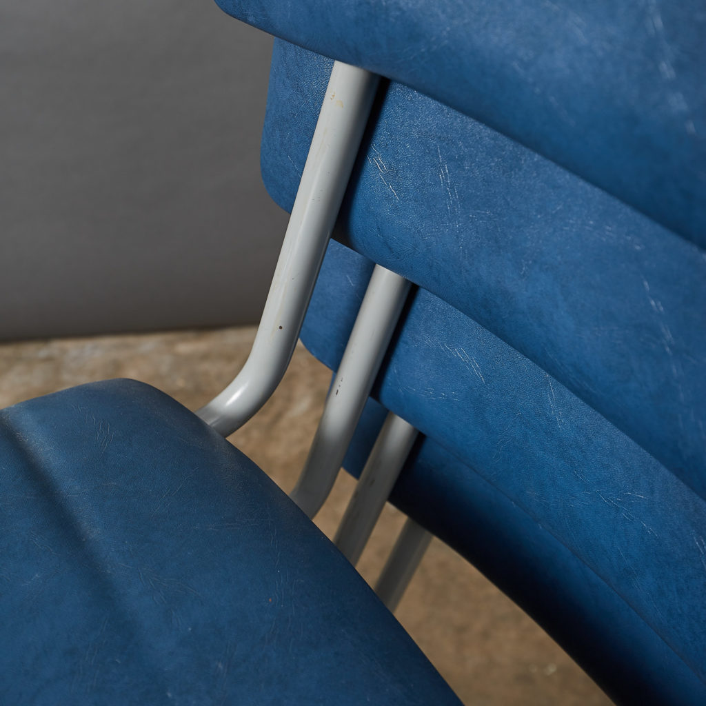'Remploy' stacking chair,-133084