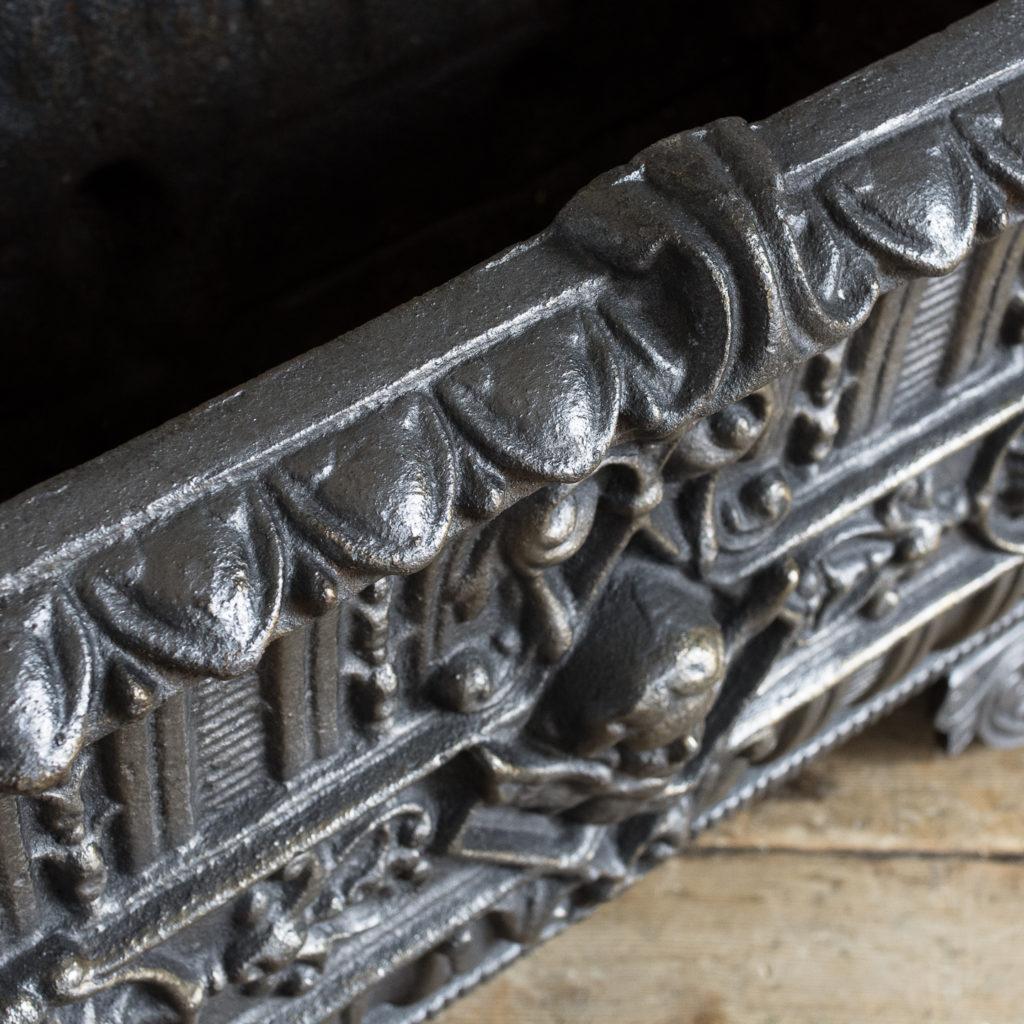 Victorian cast iron jardinière,-133507