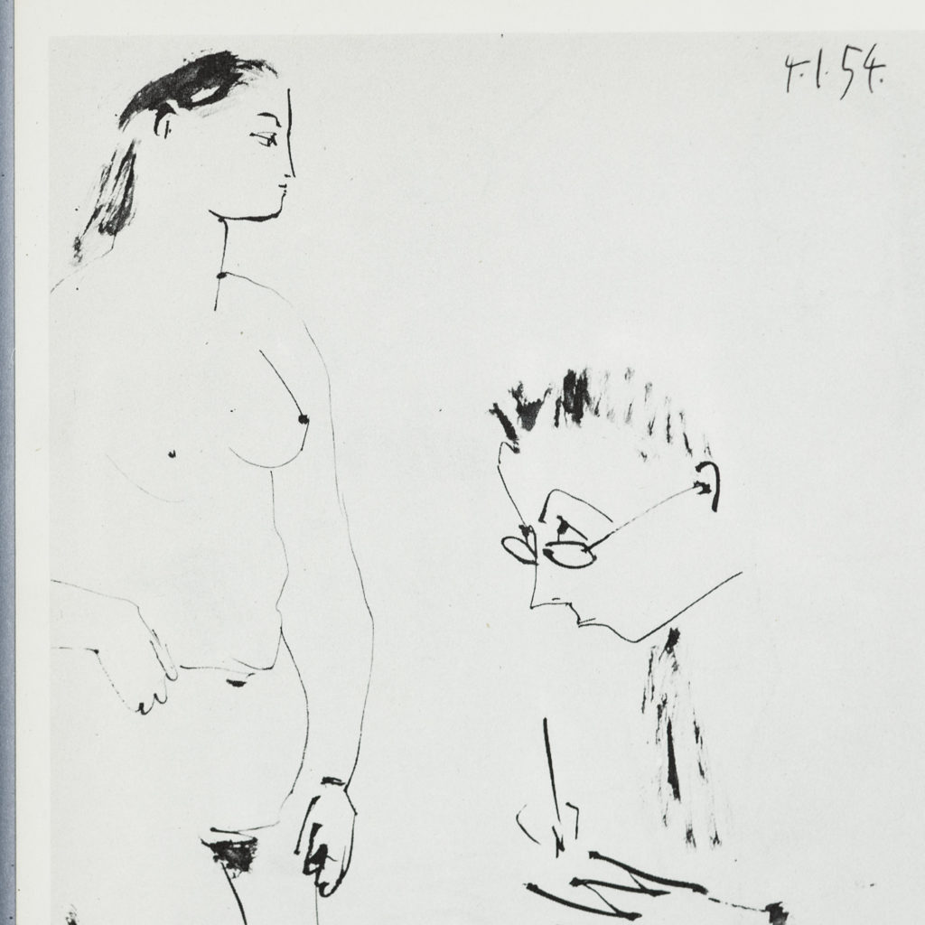 Picasso and the Human Comedy-132762
