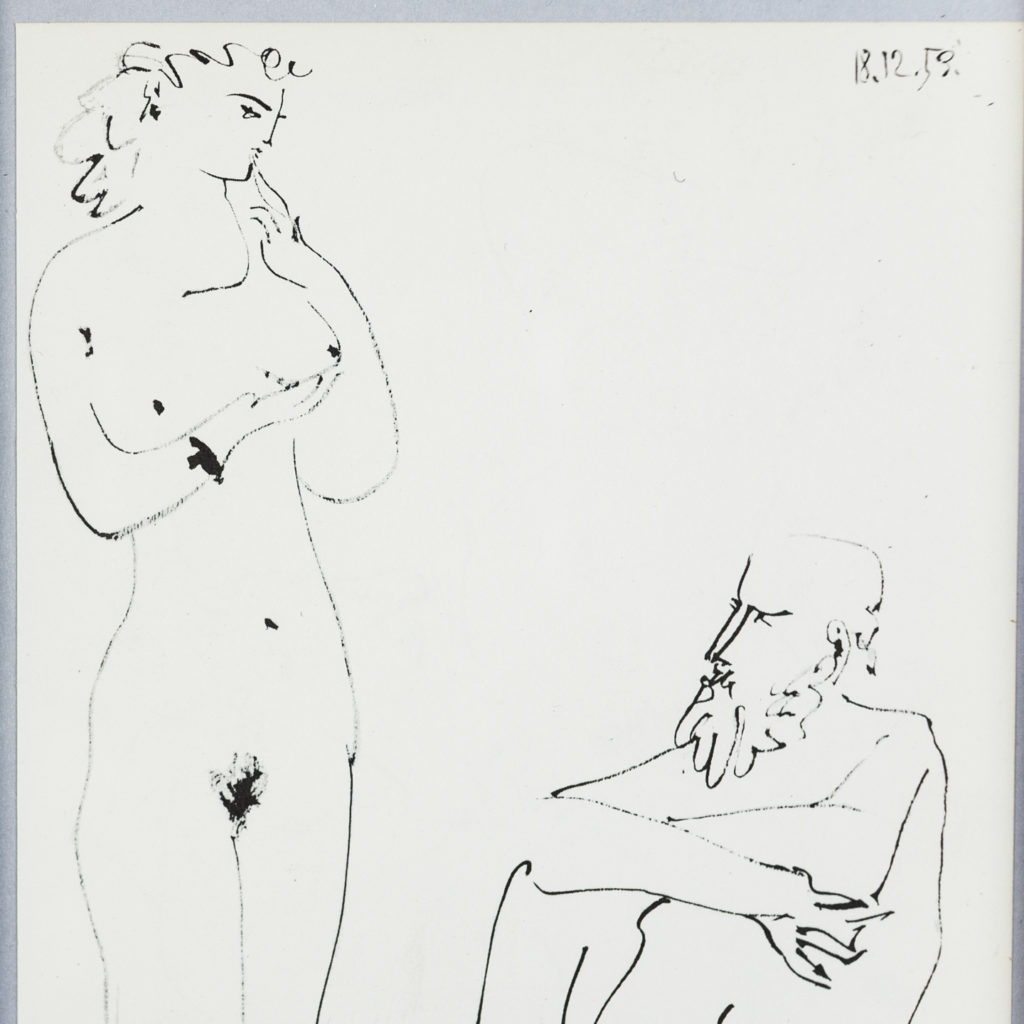 Picasso and the Human Comedy-132713