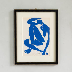 Henri Matisse, Nus Bleu 1952