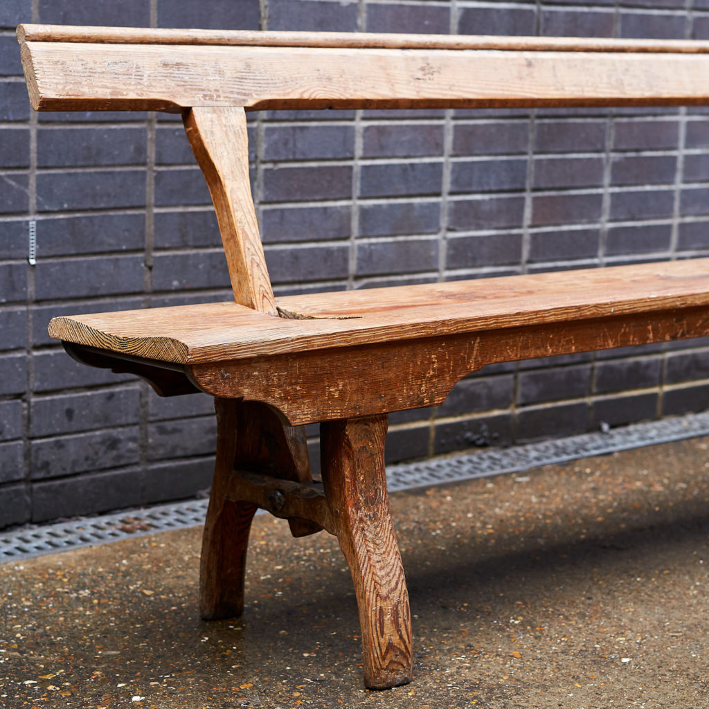 A pair of station benches,-133685