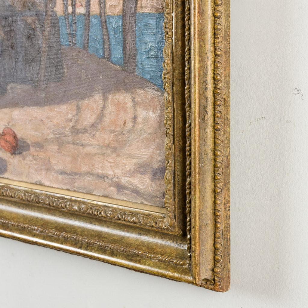 Twentieth century European School painting-133805