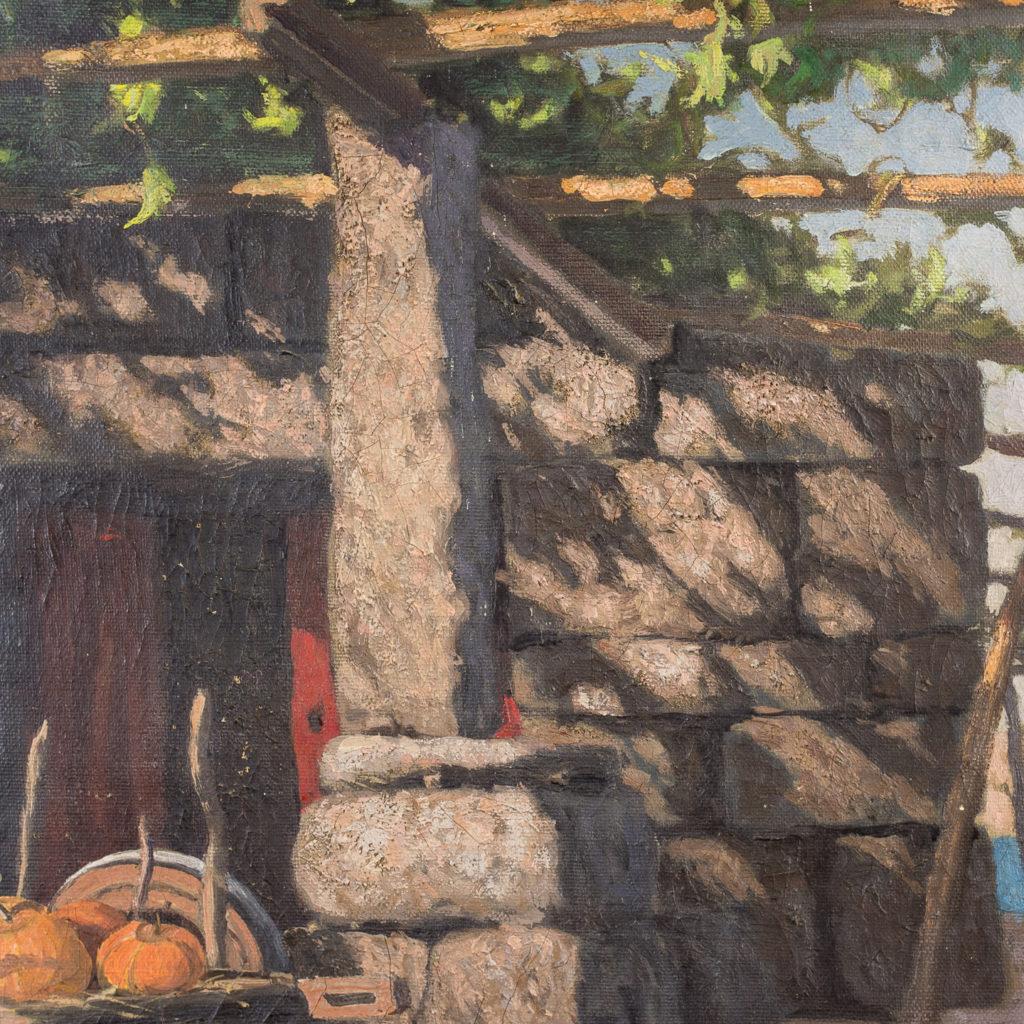 Twentieth century European School painting-133798