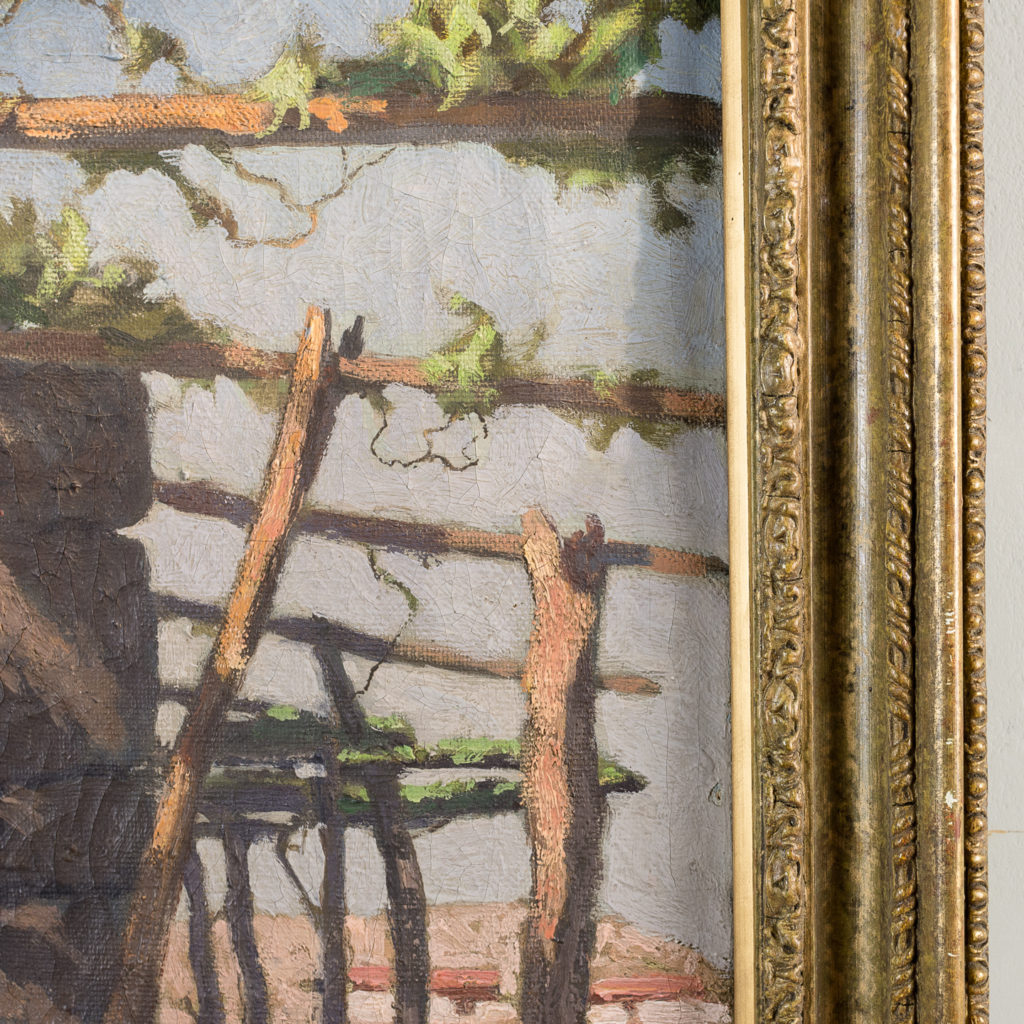 Twentieth century European School painting-133799