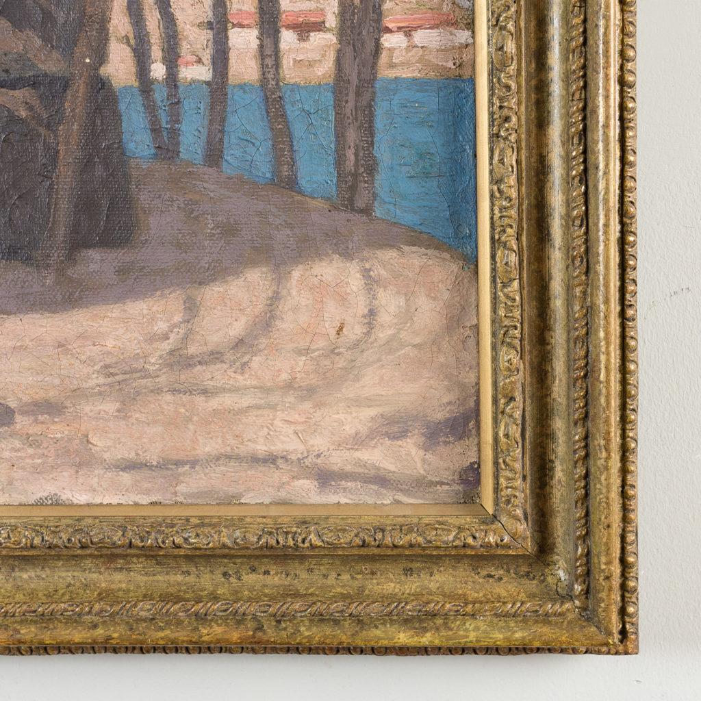 Twentieth century European School painting-133801