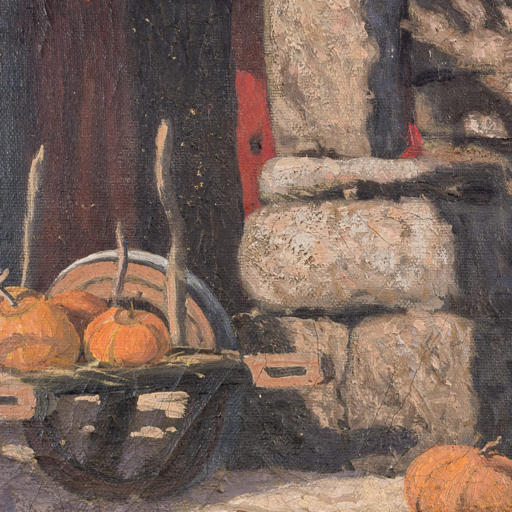 Twentieth century European School painting-133803