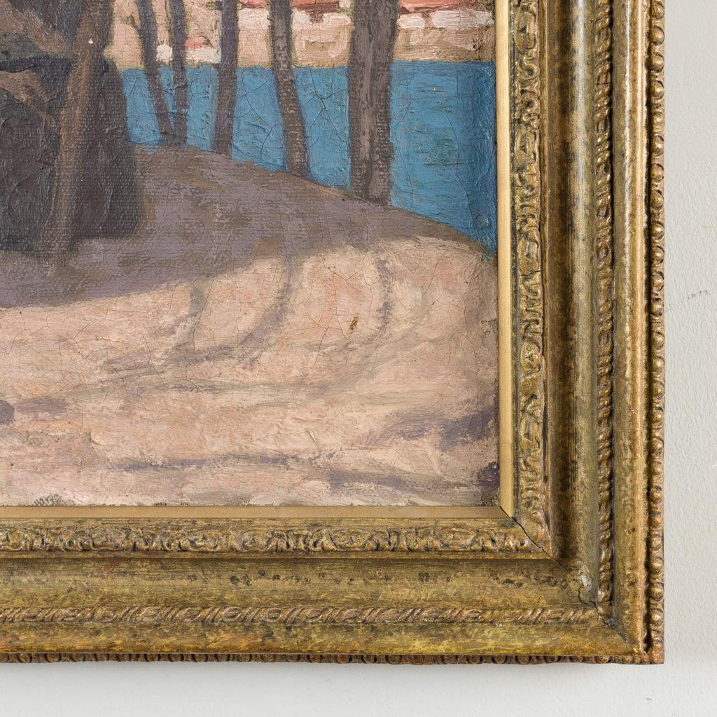 Twentieth century European School painting-133804