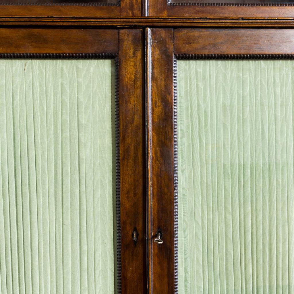 Regency mahogany bookcase,-134114