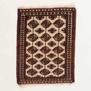 Afghan Bokhara carpet,-0