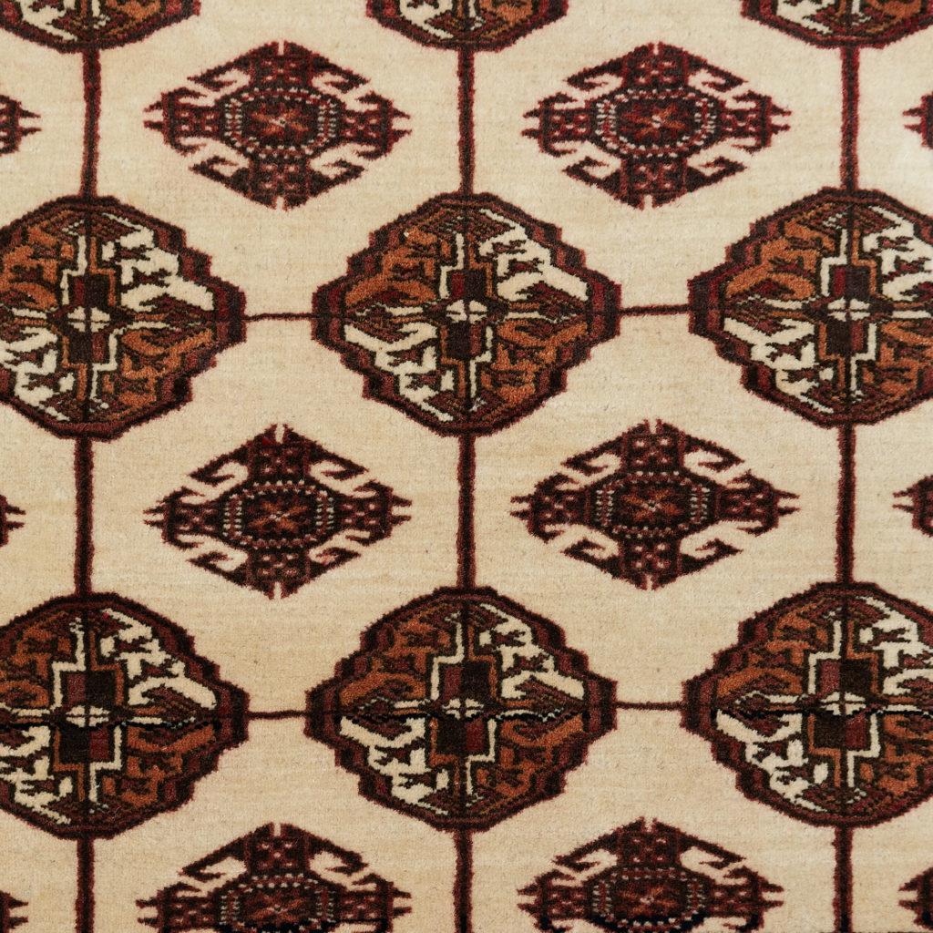 Afghan Bokhara carpet,-133904