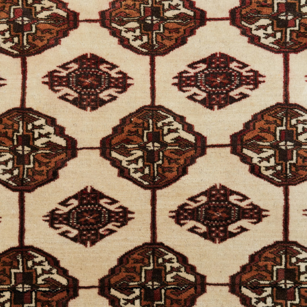 Afghan Bokhara carpet,-133903