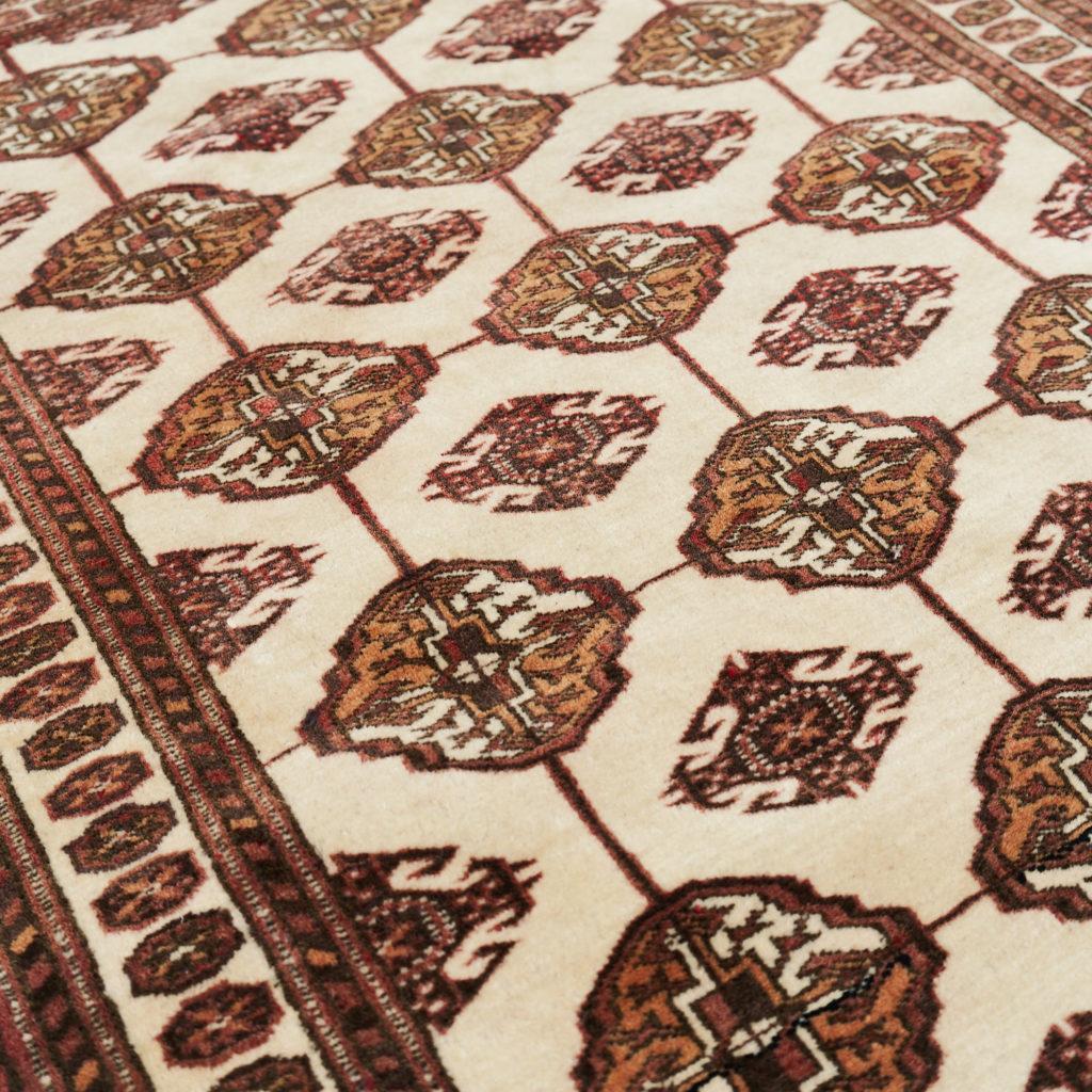 Afghan Bokhara carpet,-133906