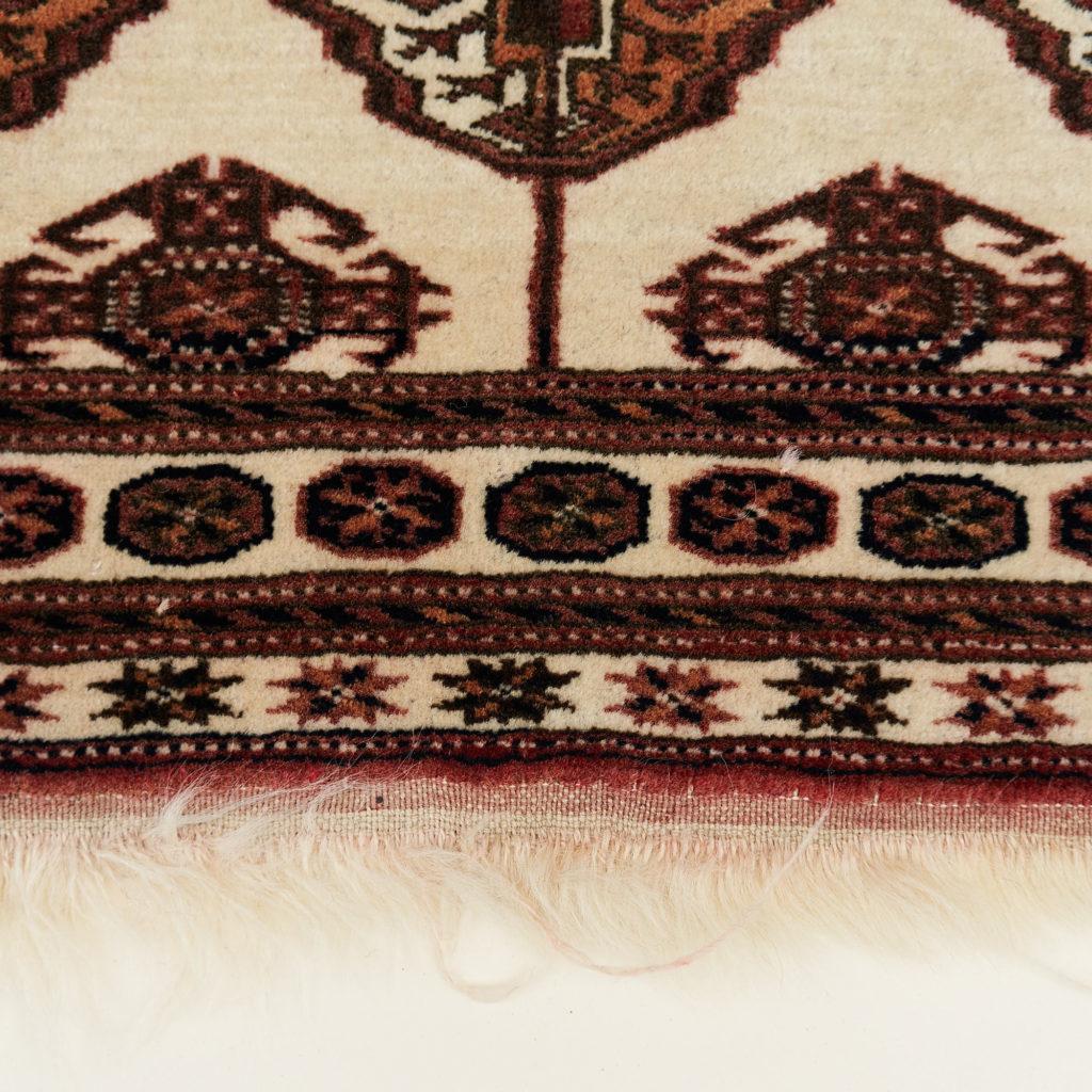 Afghan Bokhara carpet,-133907