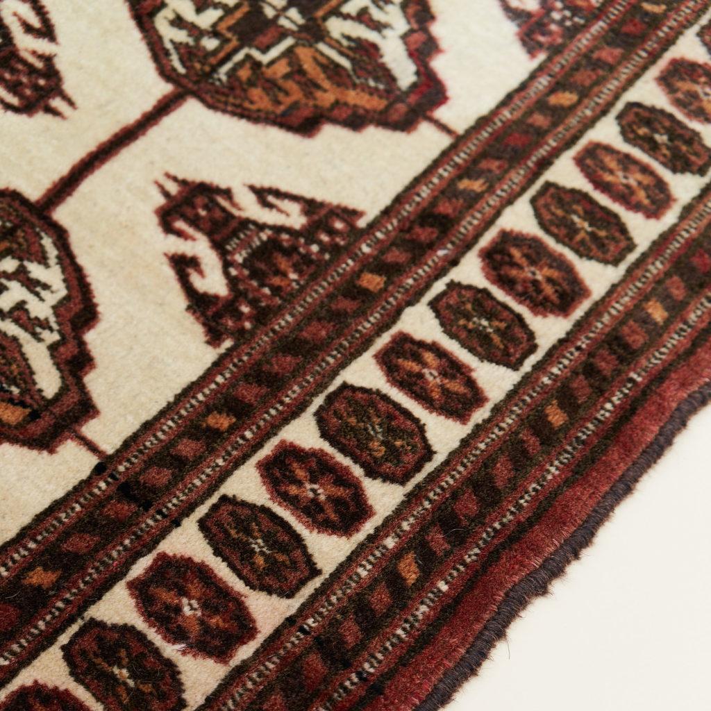 Afghan Bokhara carpet,-133908