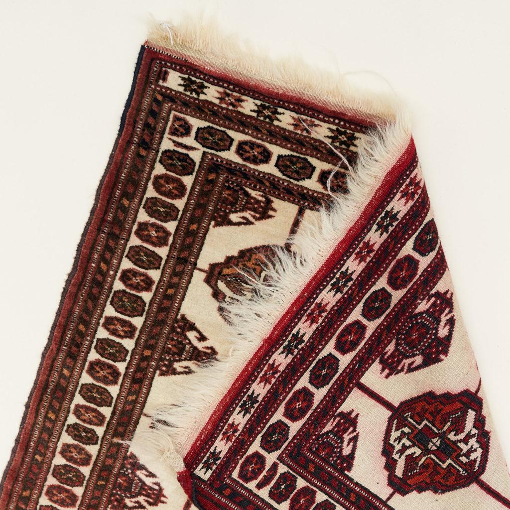 Afghan Bokhara carpet,-133909