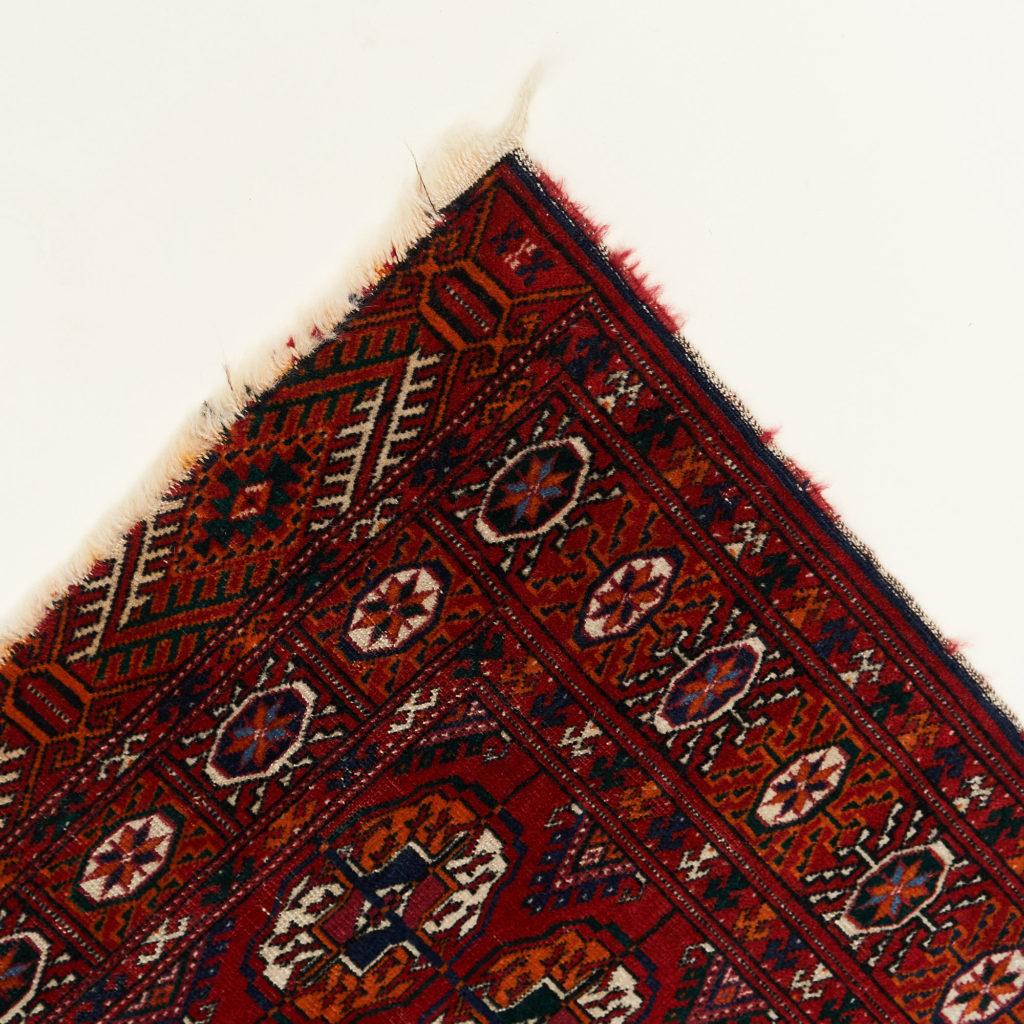 Afghan Bokhara carpet,-133914