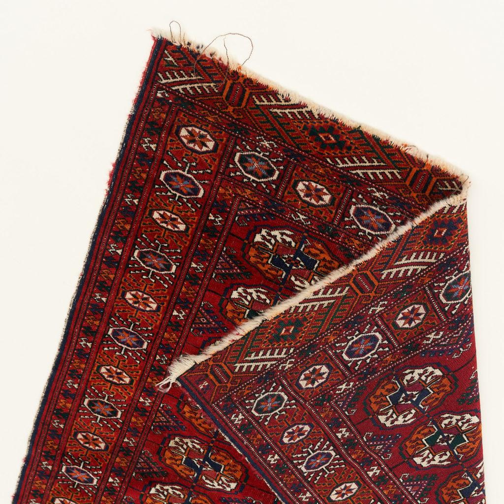Afghan Bokhara carpet,-133917