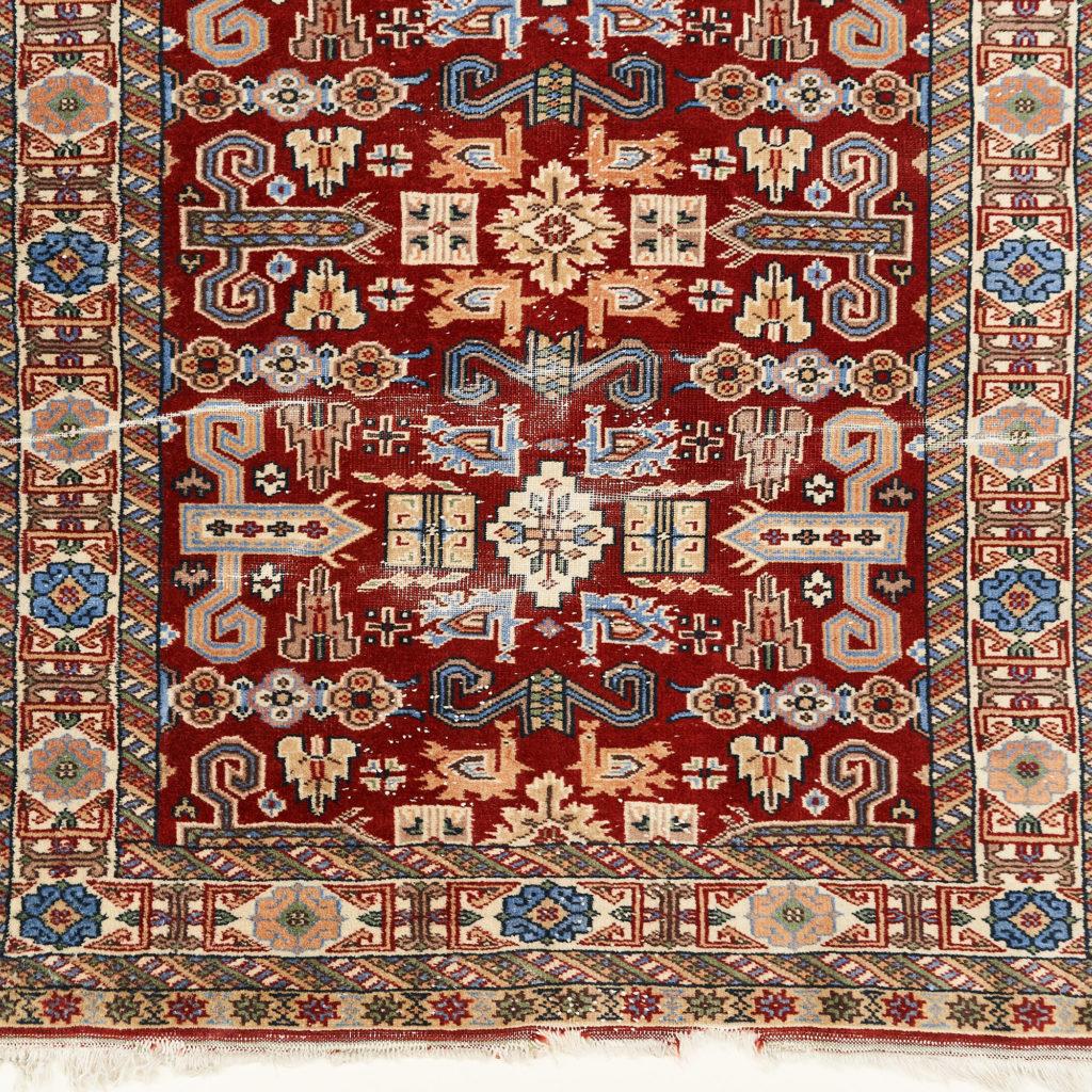 Caucasian Kazak prayer carpet,-133938