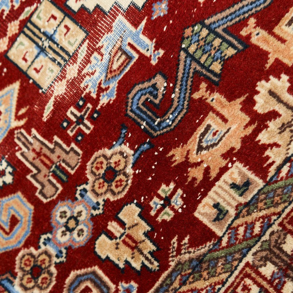 Caucasian Kazak prayer carpet,-133939