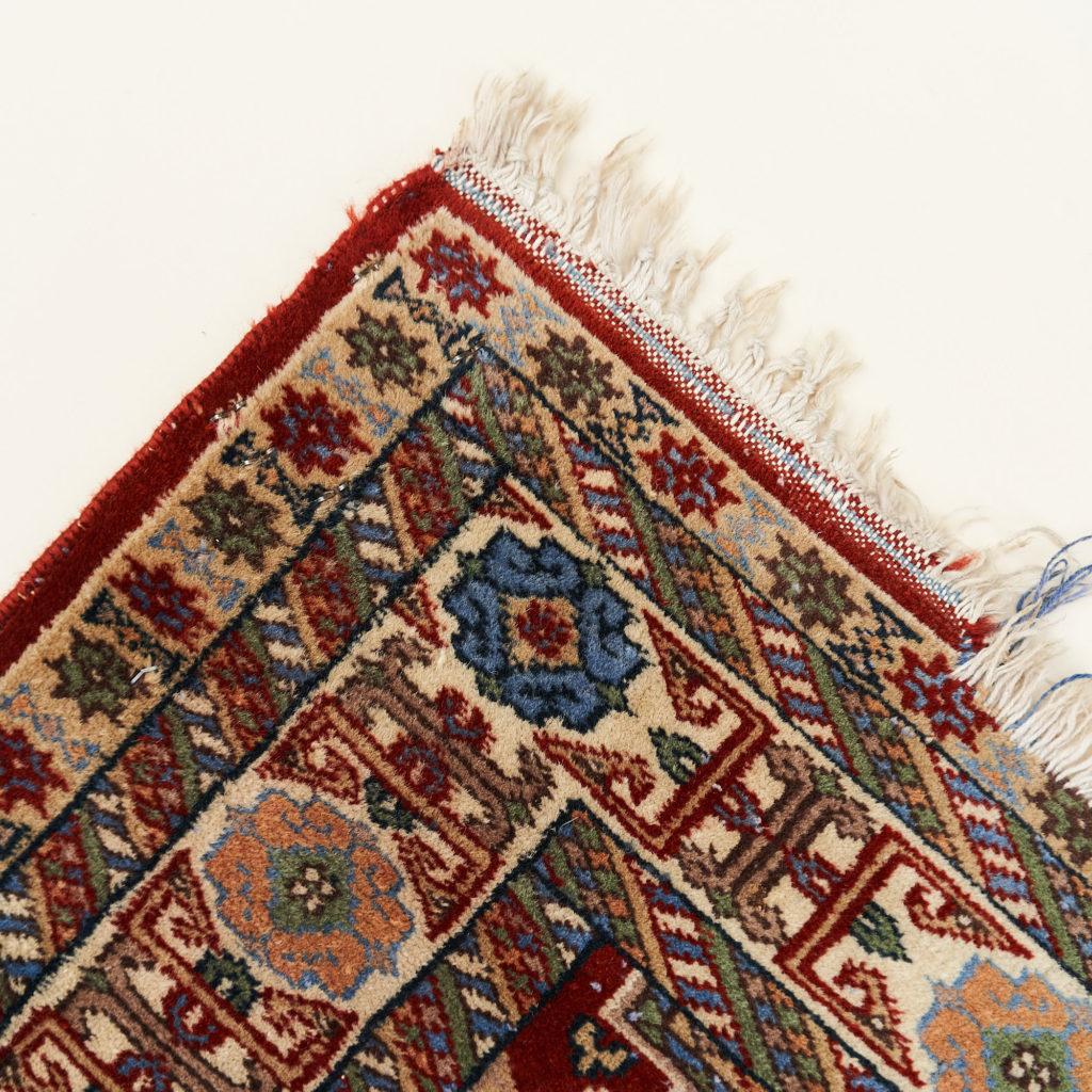 Caucasian Kazak prayer carpet,-133941
