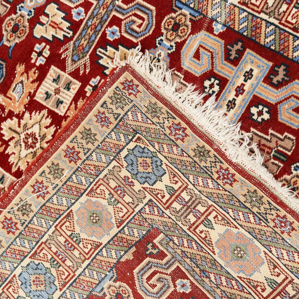 Caucasian Kazak prayer carpet,-133942