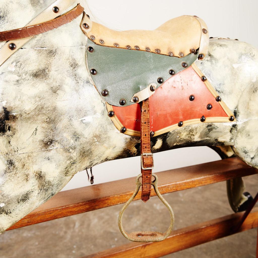 Early twentieth century rocking horse,-135065
