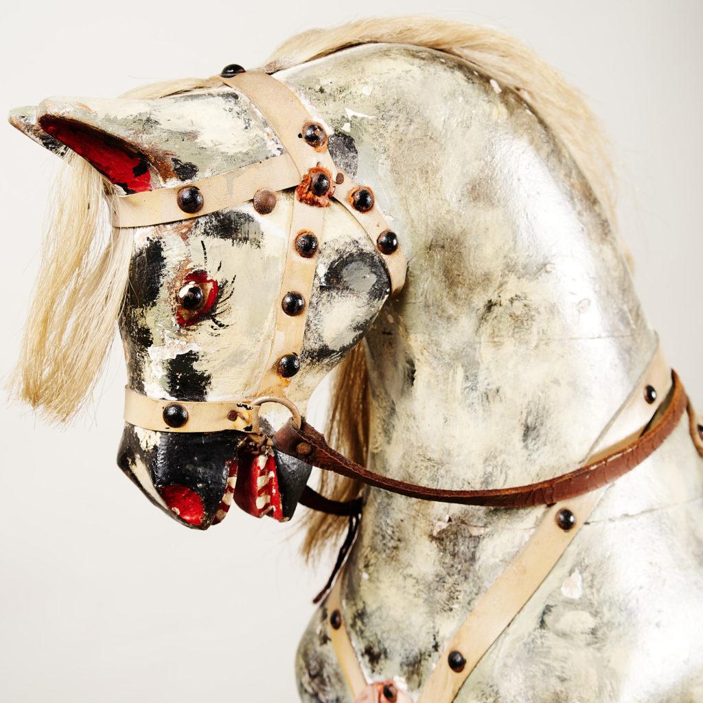 Early twentieth century rocking horse,-135066