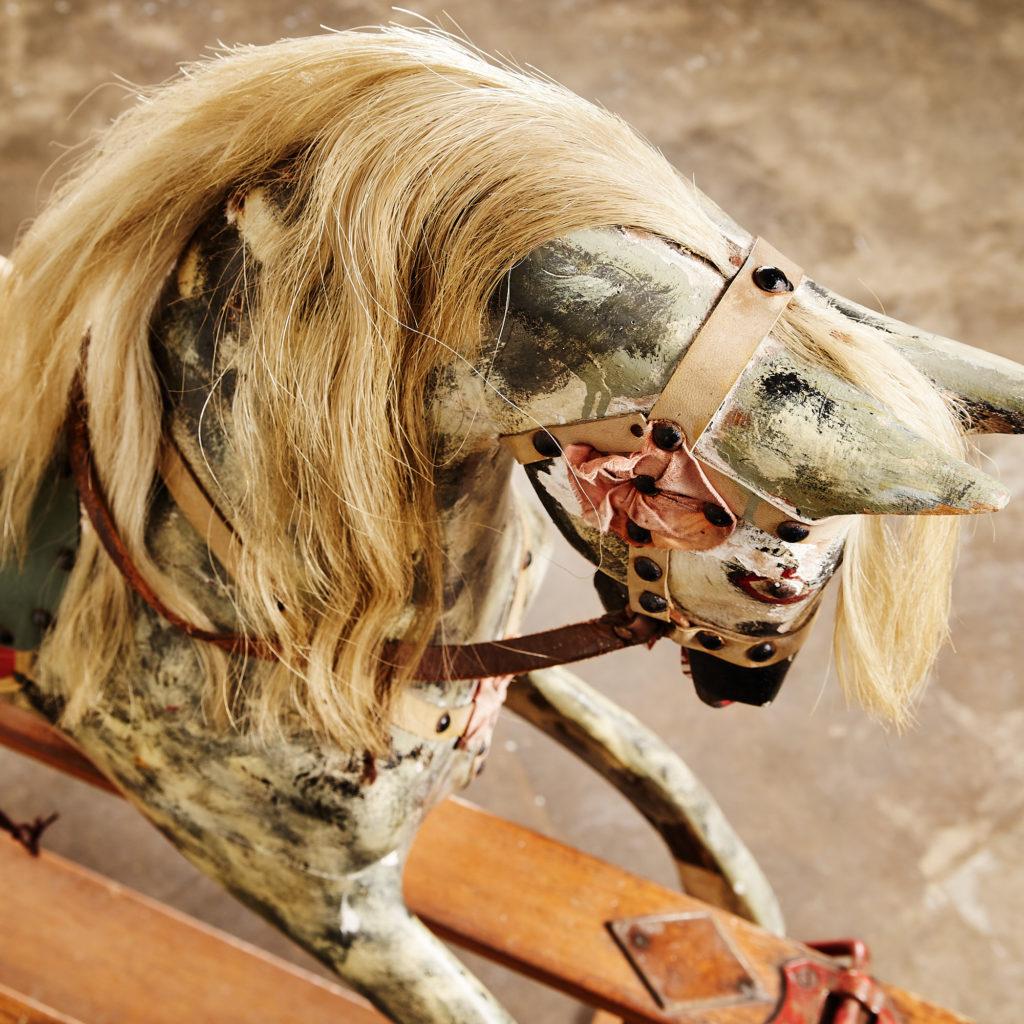 Early twentieth century rocking horse,-135070