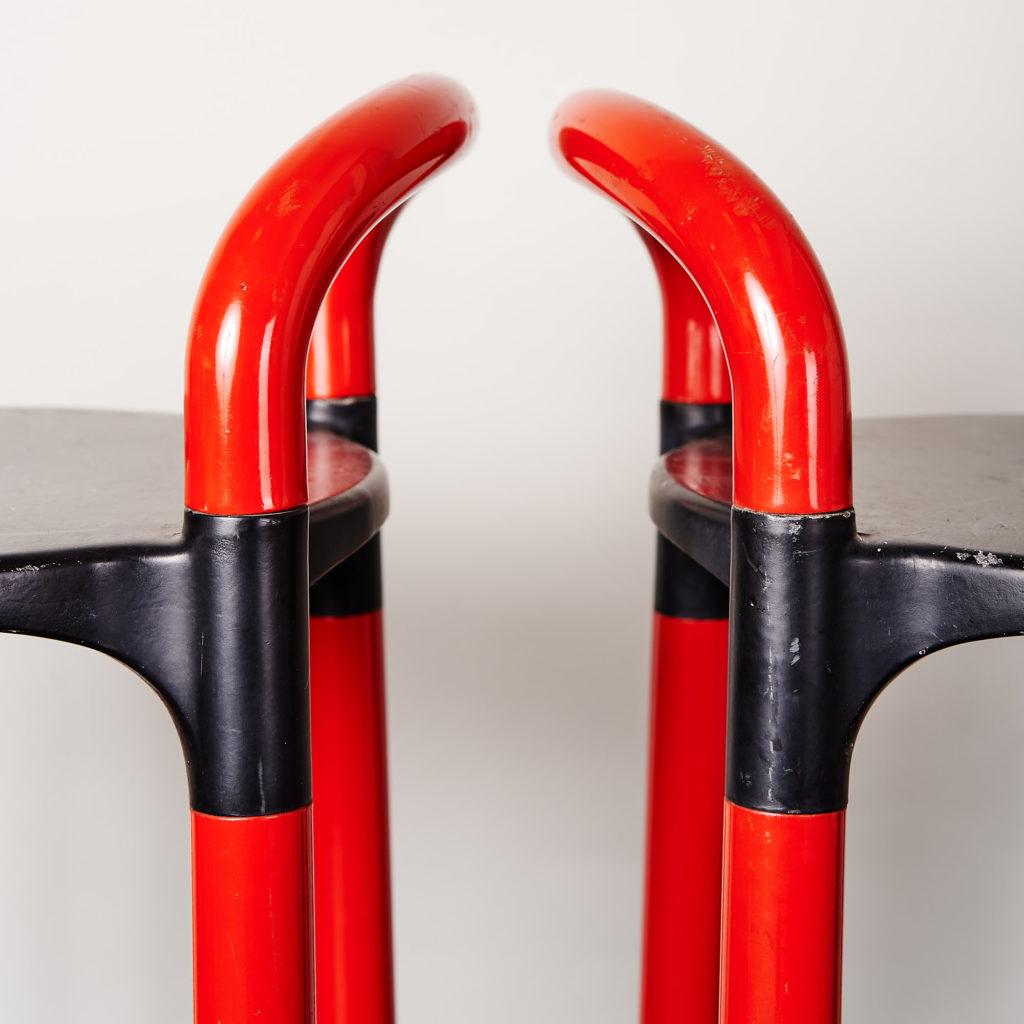 A pair of 'Kartell' bar stools,-134834