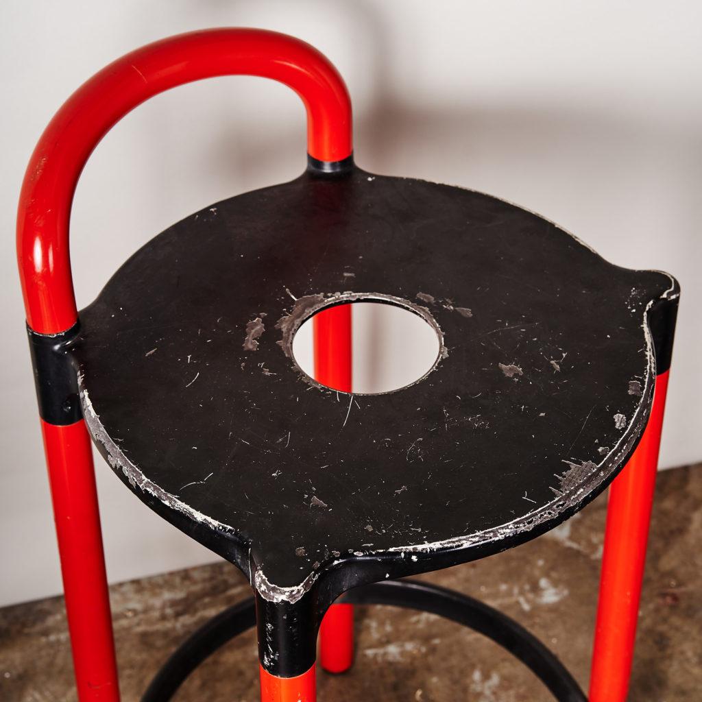 A pair of 'Kartell' bar stools,-134837