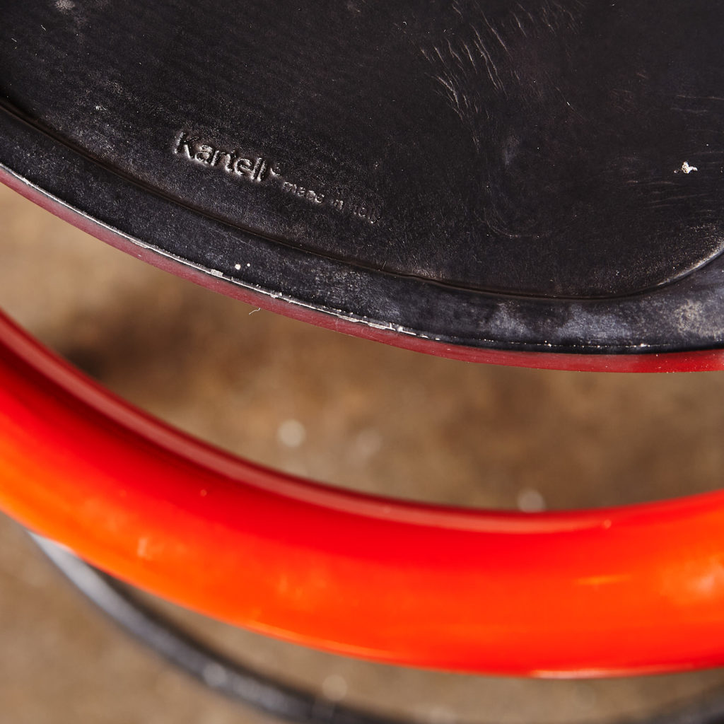 A pair of 'Kartell' bar stools,-134839