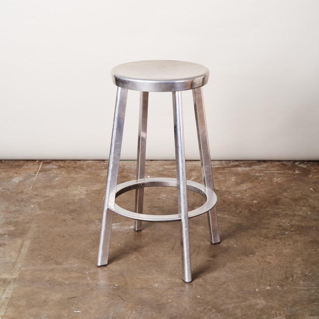 Aluminium bar stool,-134825