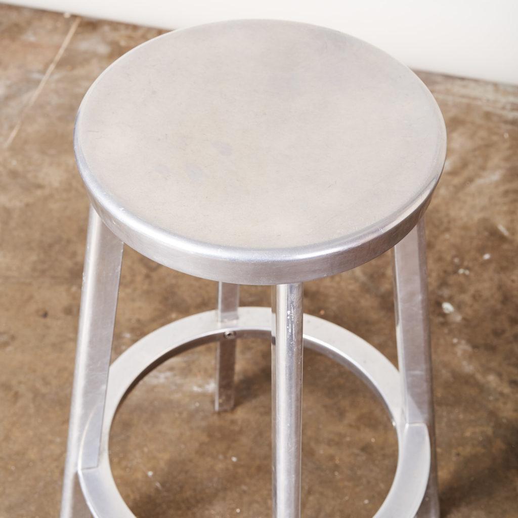 Aluminium bar stool,-134823
