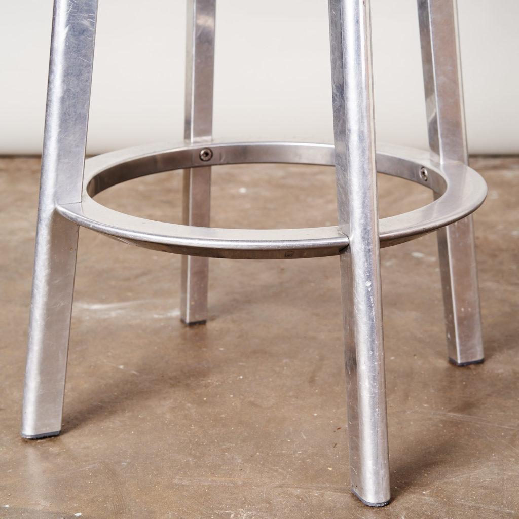 Aluminium bar stool,-134827