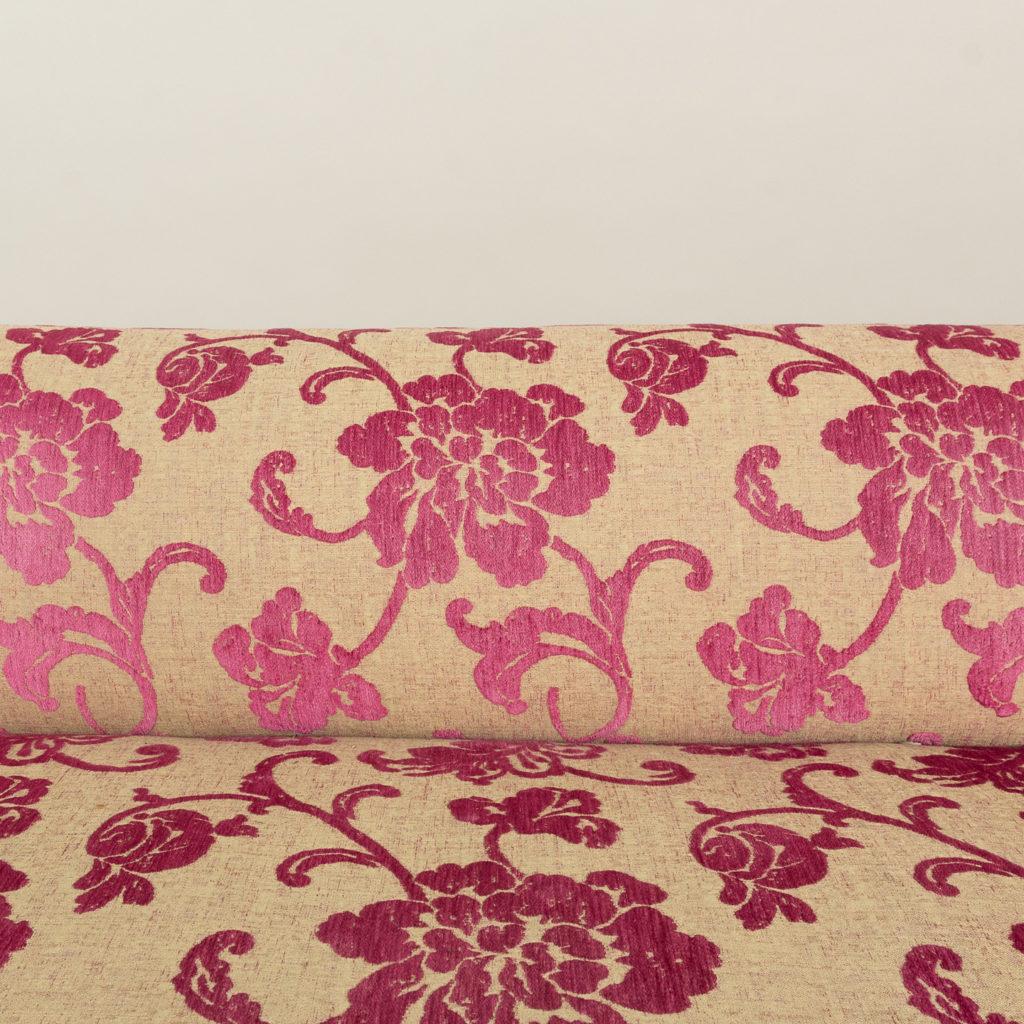 Large nineteenth century rosewood sofa,-135159