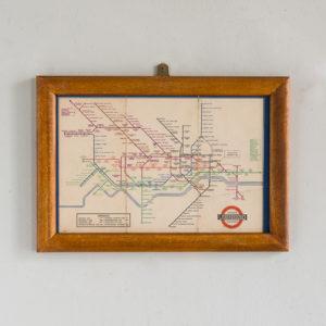 London Underground Transport 1937